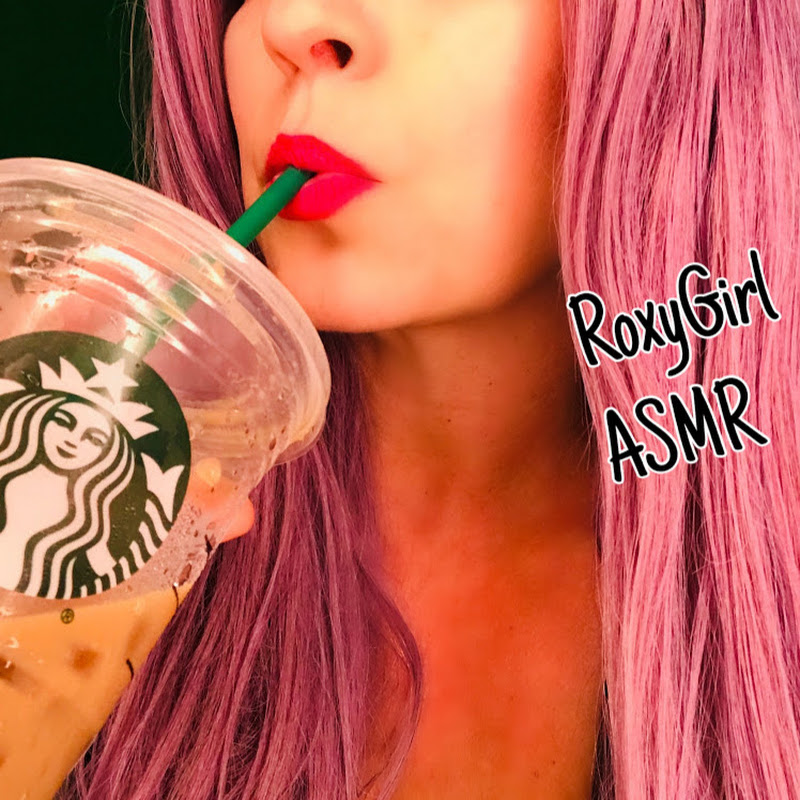RoxyGirl ASMR - Satisfying, Eating Videos