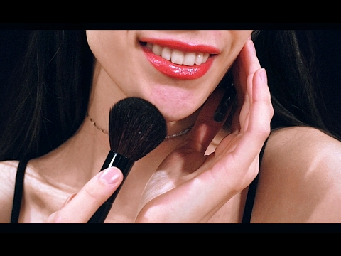 1 HOUR ASMR Mic Brushing, Tapping, Scratching, Fizzing Sounds Layered