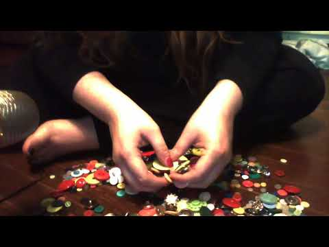 ASMR BUTTONS/ LOVELYBUTTONS/ FANCY BUTTONS /HAPPY BUTTONS PT 3