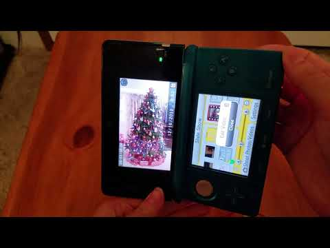 ASMR ~ Playing My Nintendo 3DS ~ Tapping ~ Whispering