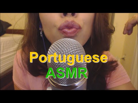 ASMR Stereo em Portugues - Praying, Torch, Lighter, Candle, Echo)