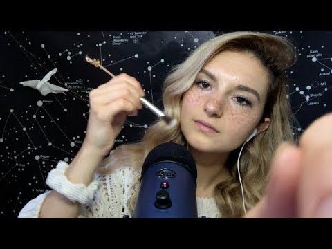 Personal Attention ASMR with Brushing // Whispering