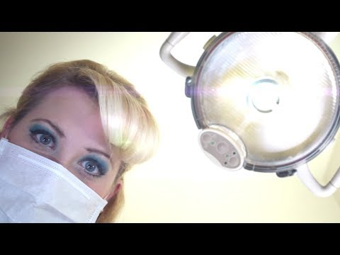 12 Days of Role Plays: Day 4 - A Tooth Fairy Teeth Cleaning - ASMR - Soft Spoken, Close Binaural