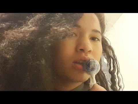 Lollipop and Gushers ASMR
