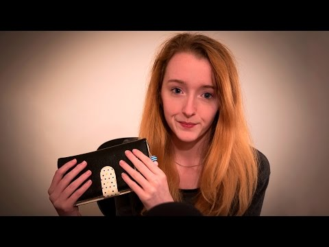Favourite Triggers: Unintelligible Whispers, Trigger Words, Tapping & More - 100K Special  - 4K ASMR
