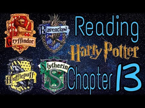 ASMR - Harry Potter and the Philosopher's Stone // Chapter 13