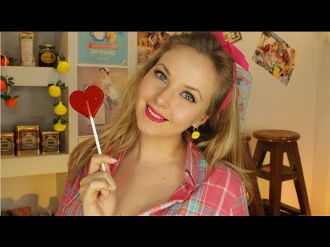 🍭Sweet ASMR- Pleasures in the Candy shop🍰
