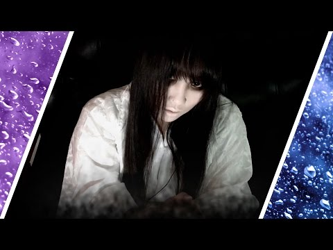 [ASMR Roleplay] Chinese Ghost ~ Strong Whispers Tapping Scratching English/Mandarin