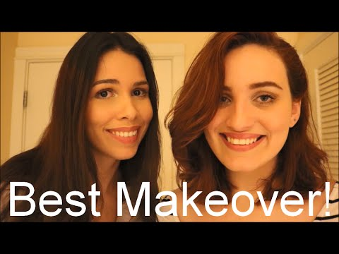 ASMR - Spa Roleplay: Facial and Make-Up at Same Time - Happy End :)