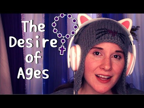 🌟ASMR🌟4-The Desire of Ages🌟Ellen Gould White🌟Whisper Reading Triggers🌟