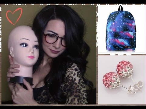 ASMR CnDirect Haul (Soft Spoken, Some Tapping and Clothing Sounds)