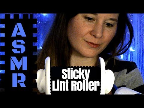 🌟 ASMR 150 minutes 🌟 3Dio 🌟 Sticky Heaven! 🌟 Lint Roller 🌟