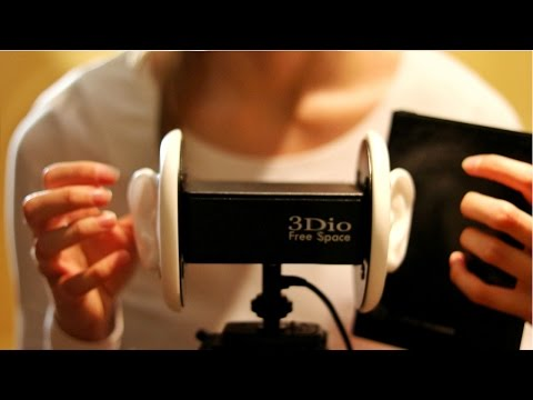 ASMR ♥ FAST & GENTLE Tapping Around Your Head | 3D Sound