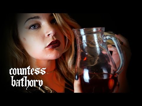 """ASMR A """"Vampire"""" Spa 