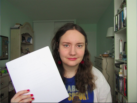 Paper sounds and cotton crinkles ASMR