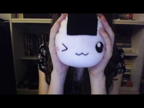 ~ ASMR ~ Soft speaking and squeezing plushies ~ [w/music]