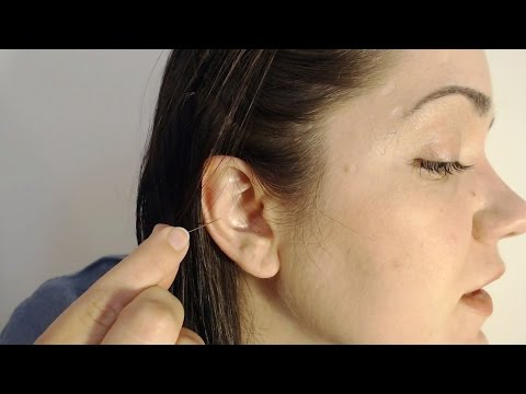 ASMR Short Acupuncture Session for Your Ears