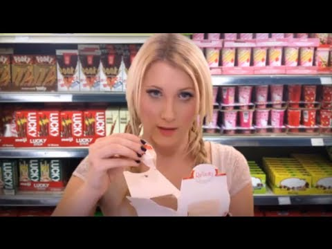 12 Days of Role Plays: Day 3 - Candy Shop - ASMR - Soft Speaking, Crinkling, Tapping, Sticky Fingers