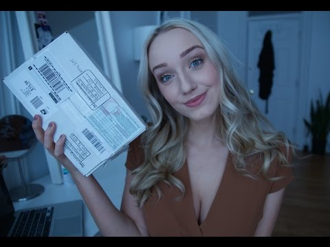 ASMR Unboxing Gifts From Lily Whispers!   GwenGwiz