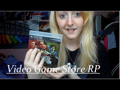Video Game Store Roleplay ASMR (Soft  Spoken)