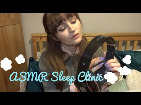 ASMR Sleep clinic ☁️✨