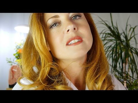 DR. FEELGOOD✨Relaxing Examination | ASMR Massage, Ear Checkup, Tapping, Mouth Sounds, Scratching