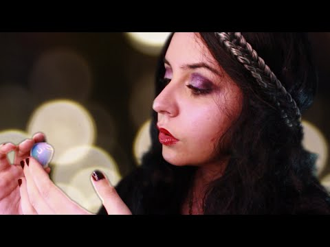 ASMR: Madame Rose (binaural) (personal attention) (accent)