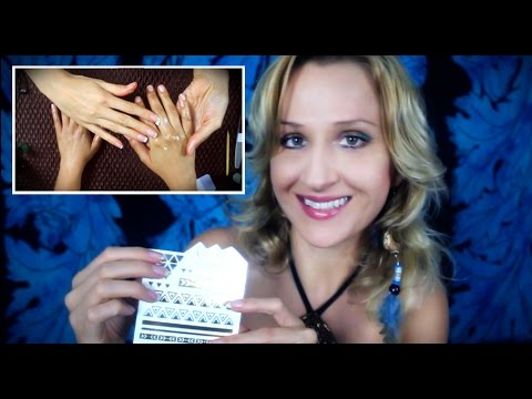👋 VIRTUAL MANICURE With Hand Massage ASMR Spa Role Play   Sleep   Relaxation