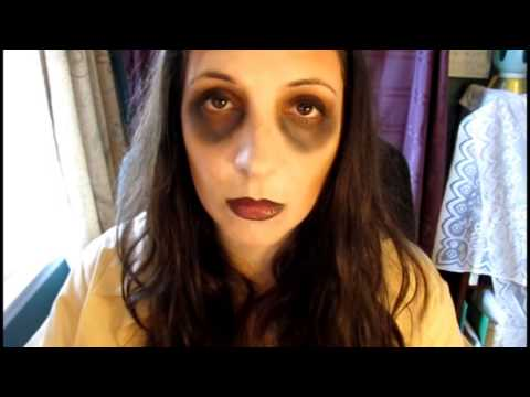 Zombie Makeover Role Play for Spine Tingling Relaxation (ASMR)
