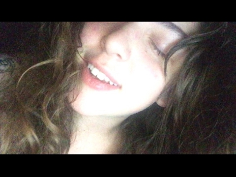 ASMR   upclose whisper  lullaby  perfect  positive affirmations 