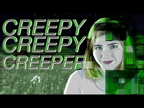 SEXY Minecraft Creeper Roleplay ASMR (personal attention, soft spokeN - reupload)