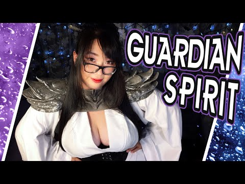 ASMR Guardian Spirit Roleplay ~ Your Heavenly Protector