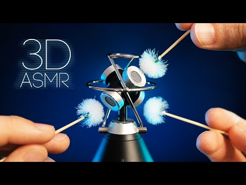 ASMR SCIENCE Role Play: Testing Your 5 Senses for