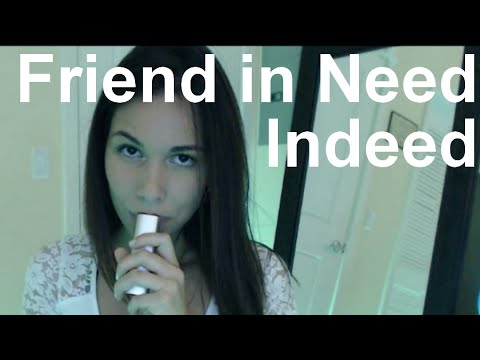 A Friend with (what?) is Better - Vaping ASMR