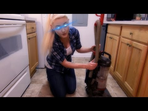 Not ASMR - How To Unclog A Vacuum