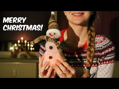 ASMR ☃ Christmas Trigger Assortment ☃