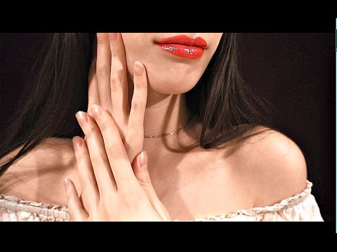 ASMR 3D Layered Kiss Whisper Sounds For Sleep with Hand Movements