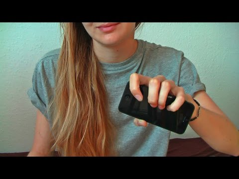 ASMR ♥ Binaural iPhone Tapping