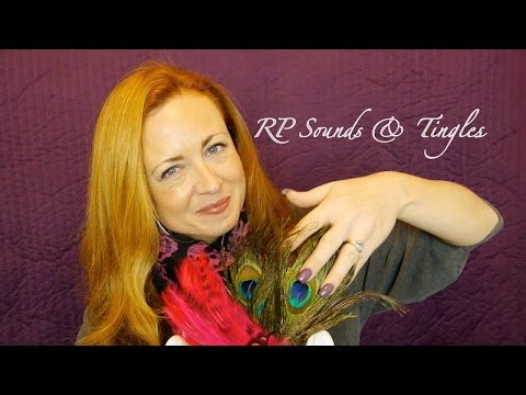Binaural ASMR ❥Sounds From RP Videos & A Special Surprise ≈ Ear Seeds, Sticky Fingers, Glitter