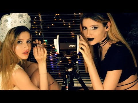 ASMR - EPIC TRIGGER FIGHT by TWINS! This will BLOW your MIND! Special Video - Part 3