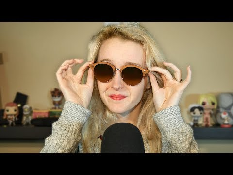 ASMR Glasses Haul | Slow Tapping Assortment