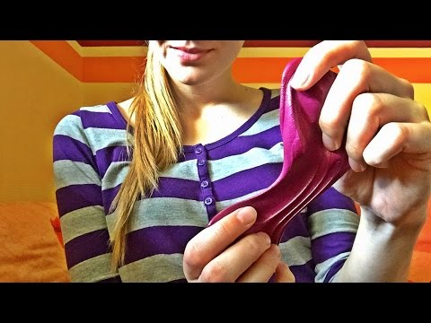 ASMR ♥ Hand Movements, Intelligent Putty & Layered Sounds (sksk & More)