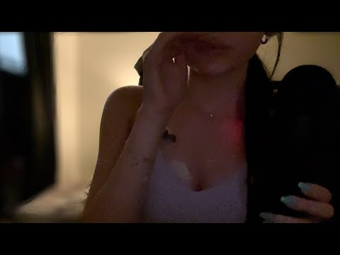 ASMR| 1HR OF CUPPED INAUDIBLE WHISPERING