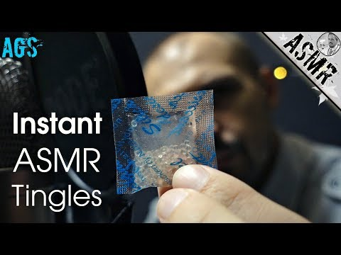 Instant ASMR Tingles (AGS)