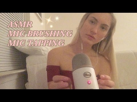 15 minutes of Tingles For Your Relaxation | Mic brushing/scratching