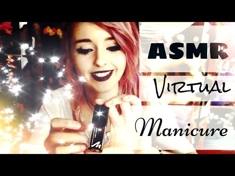 {ASMR} Virtual Manicure :: FULL HOUR :: soft spoken