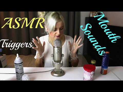 Hand Massage ASMR Mouth Sounds Ear to Ear Soft Spoken Intense Triggers by FOAM Play