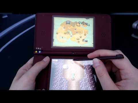 ASMR Gaming sur Nintendo DS Zelda - Chuchotement/Whisper