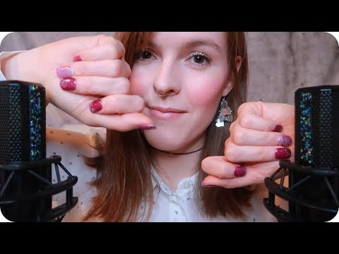 ASMR Hand Sounds Variety Pack (No Talking) for Relaxation and Sleep 🙌