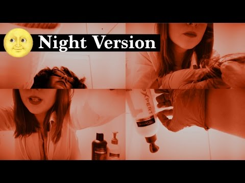 [🌙Night Version] ~* Sudsy Shampoo & Scalp Check Roleplay 💆🏻 Hair wash, Soap Suds, Exam & Massage *~